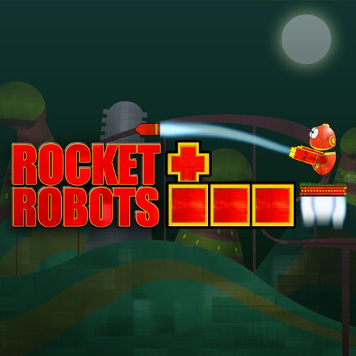 Rocket Robots coming soon for mobile devices
