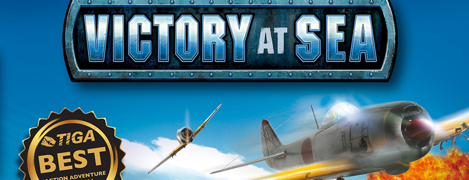 Victory At Sea Now in Stores!
